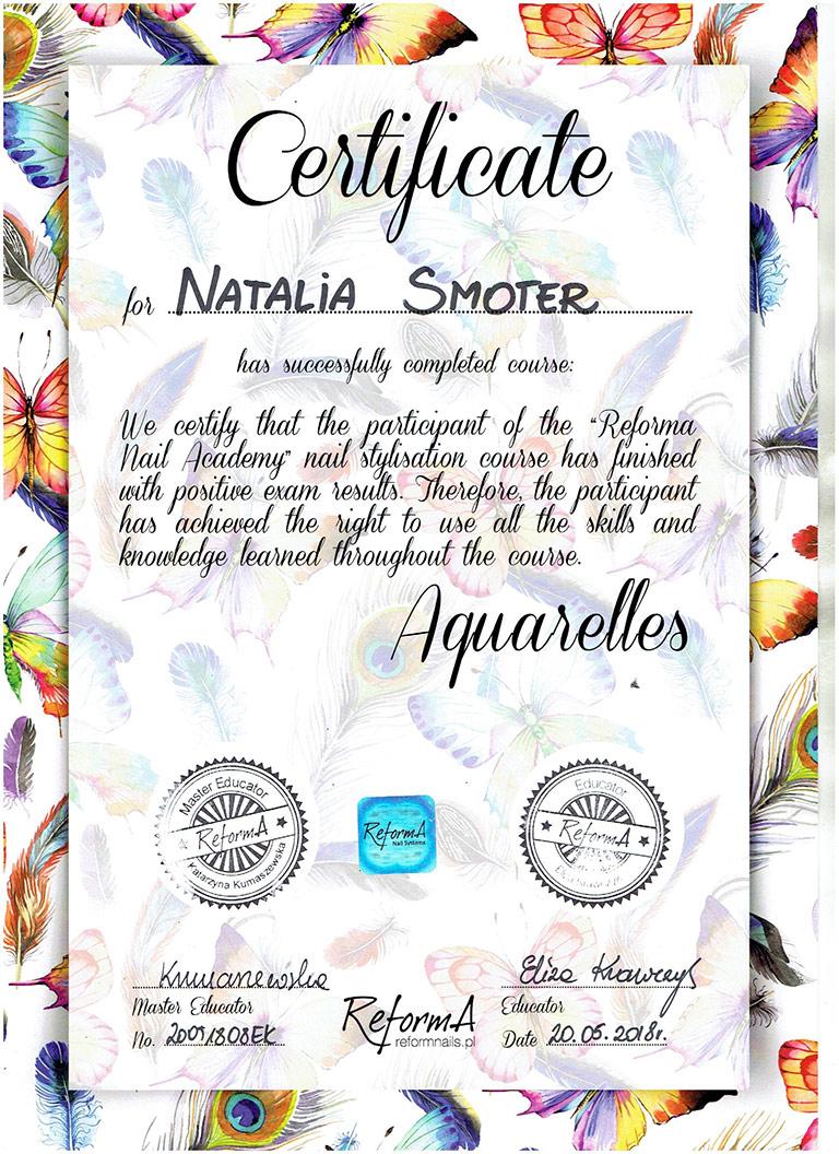 Certyfikat 02
